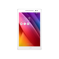 "ASUS ZenPad 8.0 Z380KNL White QuadCore Qualcomm MSM8916-1.2GHz/1Gb/16Gb/3G/WiFi/BT/GPS/microUSB/DuoCam2+5Mp/Android 6.0/8"" IPS 1280x800"