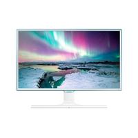 "Monitor 23.6"" WideScreen 0.272 Samsung S24E370D, PLS, 1920*1080@60, 1000:1(Mega-DCR), 4ms, 250cd, HDMI, DP, D-Sub, White/Blue"