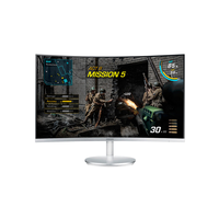 "Монитор 27.0"" WideScreen SAMSUNG C27F591FD, W-LED, 1920*1080@60"