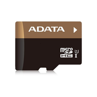 32Gb Premier Pro microSDHC ADATA UHS-I U3, Class10