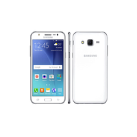 Samsung Galaxy J5 (J500H/DS), White, 8Gb