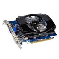 Видео карта Gigabyte GV-N730D3-2GI GeForce GT730 2GB (700/1600MHz) DDR3 (64bit) DVI+HDMI+D-Sub, Retail