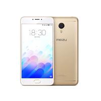 Meizu M3 Note, Gold, 32Gb