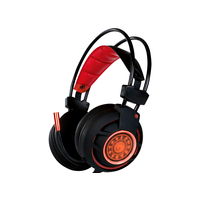MARVO  HG9012 RD  7.1 USB Wired Gaming Headset, Red