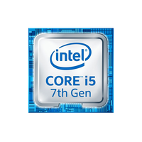 Procesor Intel Core™ i5 7400 - 3.0-3.5GHz, 6MB, Socket1151, 8GT/s DMI, Intel® HD Graphics 630, 14nm, 65W, Tray