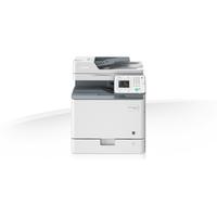 МФУ Canon iRC1225iF, A4, 25 стр/мин, цветной лазерный принтер, сканнер, факс, 600x600 dpi, RAM 1Gb, UFRII, USB2.0, LAN, DADF50 стр, Цветной сенс. ЖК-э