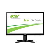 23.8'' Widescreen 0.277 Acer G7 G247HYLBIDX, IPS LED, 1920*1080@60, 1000:1(1000000:1), 4ms, 250cd, VGA, HDMI, DVI, Glossy Black