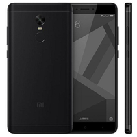 Xiaomi RedMi 4X, Black, 64Gb
