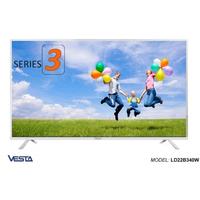 """Televizor 22"""" FullHD VESTA LD22B340W White"""