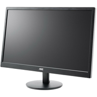 "Monitor 21.5"" WideScreen 0.248 AOC e2270Swdn, W-LED, 1920*1080@60, 700:1(20.000000:1), 5ms, 200cd, D-Sub, DVI, Black"