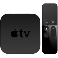 Apple TV, Black, Model: A1625 (ZKMLNC2RS/A)