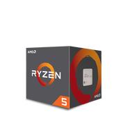 AMD Ryzen 5 1400 (3.2-3.4GHz) SocketAM4, 4C/8T,L3 8Mb