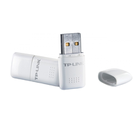 TP-Link TL-WN723N, Wireless LAN, 150Mbps, Realtek, Mini Size, USB, Fixed Antenna
