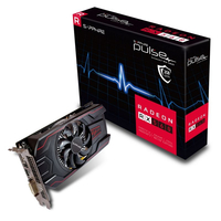 Placa video Sapphire PULSE(45W) Radeon RX 560