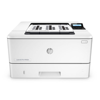 HP LaserJet Pro M402dn, A4, 1200x1200 dpi, 38ppm, 128Mb, GLAN, USB 2.0