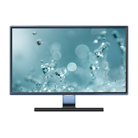 "Monitor 27.0"" Samsung S27E390H, PLS W-LED, 1920*1080@60, 4ms, HDMI, D-Sub, Glossy Black/Blue"