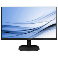 "Monitor 23.6"" WideScreen 0.272 Philips 243V7QDSB, IPS W-LED, 1920*1080@60, 1000:1(10.000000:1), 5ms, 250cd, D-Sub, DVI, HDMI, Black"