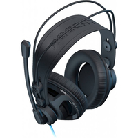 ROCCAT Renga, 20Hz∼20kHz, 98dB, 50mm, Rotatable Microphone, Earcup ventilation, Powerful bass, 3.5mm jack, Black