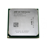 AMD A-Series X4 A8-7600 Socket FM2, 3.1-3.8GHz, 4MB L2, Intergrated Radeon R7 series, 65W 28nm, tray