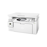 HP LaserJet Pro M130a, printer/copier/scanner, A4, 128Mb, 600 dpi, 22ppm, 2-line LCD, USB2.0, White