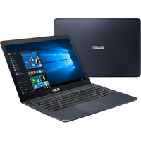 "Laptop ASUS E502NA, iPentium N4200, 4Gb, 1Tb, iHD+HDMI, 15.6"" HD, CR, Blue"
