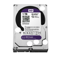 1000Gb WD Caviar® Purple™  WD10PURZ SATA-III IntelliPower, 64MB cache
