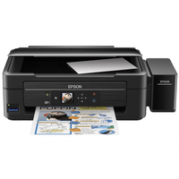 Epson L486 Copier/Printer/Scanner, A4, 33/15 pg/min, CiSS, print: 5760x1440, scan: 1200x2400, LCD 3.7cm, USB2.0