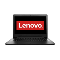 "Laptop Lenovo IdeaPad 110-15IBR, iDualCore N3060, 4Gb, 500Gb, iHD+HDMI, 15.6"", CR, Black"