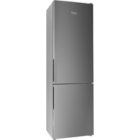 Frigider HOTPOINT ARISTON HS 4200 X cu congelator jos