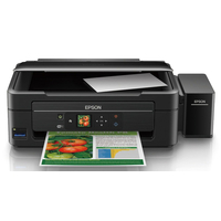 Epson L364 Copier/Printer/Scanner, A4, 33/15 pg/min, CiSS, print: 5760x1440, scan: 600x1200, USB2.0