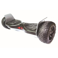 Hoverboard Smart Balance Hummer, 8.5'', Black