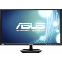 "Monitor 23,8"" Asus VN248H, AH-IPS+LED backlight, 1920*1080@60, 1000:1(80000000:1), 5ms, 250cd, D-Sub, HDMI, Speakers, Black"