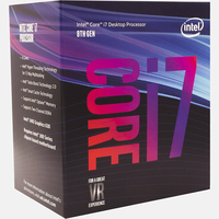 Procesor Intel Core™ i7 8700 - 3.2-4.6GHz, 12MB, Socket1151, 8GT/s DMI, Intel® HD Graphics 630, 14nm, 65W, 8th gen., Tray (SixCore)