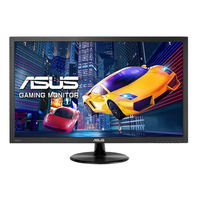 "Monitor 21,5"" WideScreen 0.248 Asus VP228HE, LED,  1920*1080@60, 1000:1(100000000:1), 1ms, 200cd, D-Sub, HDMI, Speakers, Black"