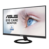 "Monitor 23,8"" WideScreen 0.2652 Asus VZ249HE, AH-IPS+LED backlight, 1920*1080@60, 1000:1(80000000:1), 5ms, 250cd, D-Sub, HDMI, Black"