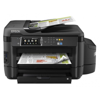 Epson L1455 A3+, CISS, Copier/Printer/Scanner/Fax, 4800x2400dpi, 32ppm black/20ppm color, 4tank, 64-256g/m2, 2,8pl, LCD 10.9cm, Card Reader, USB