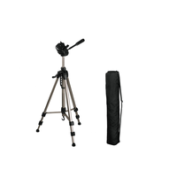 Tripod HAMA Star-62, H=640mm-1600mm,Weight=1220g, support max. 4kg    (4162)