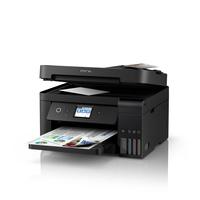 MFD Epson L6190 Copier/Printer/Scanner/Fax, A4, ADF, Duplex, 4800x1200dpi, 33/15ppm, 3.3pl, LCD, Wi-Fi, LAN, USB