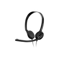 Headset Sennheiser PC 3Chat, 42—17000Hz, 32ohm, SPL:95dB, Mic 90-15000Hz