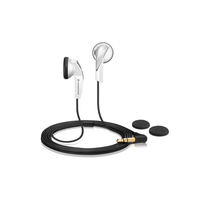 Earphones Sennheiser MX 365 White, 20—20000Hz, 32ohm, SPL:110dB, dinamic, intraaural