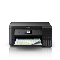 Epson L4160 Copier/Printer/Scanner, A4, 33/15 pg/min, CiSS, print: 5760x1440, scan: 1200x2400, Duplex, Wi-Fi Direct, WiFi, LCD, USB2.0