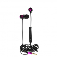 Casca Tellur In-ear Trendy Strip Line mov