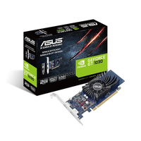 Video Card ASUS GT1030-2G-BRK, NVIDIA GeForce GT 1030 2Gb, GDDR5, 64bit