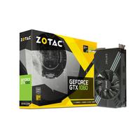Video Card ZOTAC GeForce GTX 1060 Mini 6GB DDR5, 192bit, 1708/8000Mhz, Single Fan, HDCP, DVI, HDMI, 3xDisplayPort, Lite Pack
