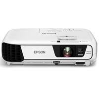 "DLP XGA  Projector 3300Lum,  10000:1 NEC ""M333XS"", Short Throw 0.56:1, White, 3d Ready"
