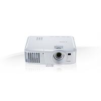 Projector Canon LV-WX320, DLP 3D, 16:10 WXGA (1280x800), 10000:1, 3200Lm, 6000hrs (Eco), 1.1x zoom lens, HDMI, 2x VGA ports, RJ-45, 10W speaker, Remot