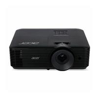 Projector Acer X118H DLP 3D, SVGA, 800x600, 20000:1, 3600Lm, 6000hrs (Eco), HDMI, VGA, USB, 3W Mono Speaker, Black