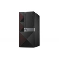 DELL Vostro 3668 MT iPentium G4560, 4Gb, 500Gb, iHD 610+HDMI, USB KB&MS, Win 10 Pro, Black