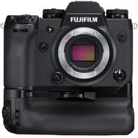 Fujifilm X-H1/VPB-XH1 kit black, 24.3 mpx, APS-X-Trans CMOS III, DCI 4K, BT, LCD 1040K Tilt&Touch + 3,69 mDot EVF