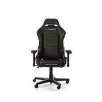 DXRacer Drifting GC-D166-N-M3, Black/Black/Black - PU leather, Gamer weight up to 100kg/growth 145-175cm, Gas Lift 4 Class,Recline 90*-135*